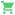 small green Supermarkets icon displayed over a google map of the vacation rental property Pacifico C-404, Costa Rica